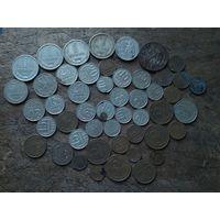 Монеты СССР + кошелёк