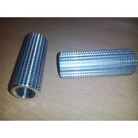 Массажные трубочки для рук из авиационного алюминия