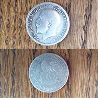 Великобритания 6 пенсов 1924 Георг V