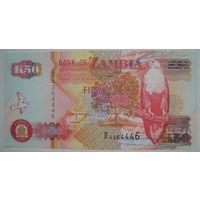 Замбия 50 квача 1992 г. (g)