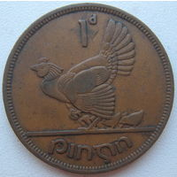 Ирландия 1 пенни 1942 г. (gb)