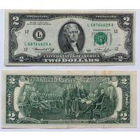 2 доллара США, 1976 L
