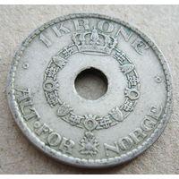 Норвегия 1 крона 1925