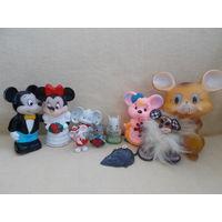 Мышки, коллекция мышек одним лотом