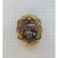 30 лет 38 дшбр (на фоне белорусского флага)