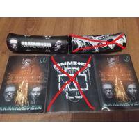 Атрибутика рок-группы Rammstein (Раммштайн): книги, пеналы