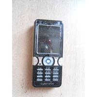Мобильный телефон Sony Ericsson K550i (рабочий, но не работает 2 кнопки)