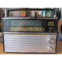 Радиоприёмник VEF-206. Экспорт. В лоте 2шт.