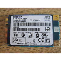 MSATA SSD 60Gb