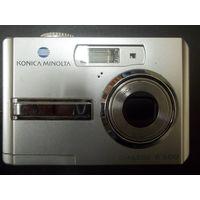 Фотоаппарат konica minolta dimage e500