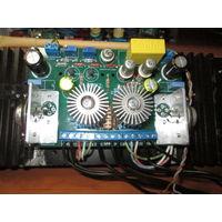 Усилитель мощности на германиевых транзисторах