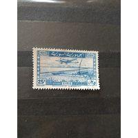 1946 Старенькая Сирия авиация самолет (5-2)