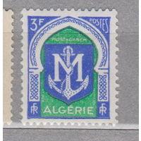 Алжир Герб 1956г Различные вооружения год  лот 1