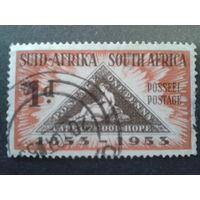 ЮАР 1953 марка в марке