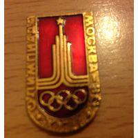 Значок олимпиада