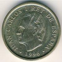 Испания 100 песет 1996 г.