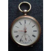 Часы карманные серебро состояние