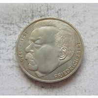 Германия 5 марок 1975 50 лет со дня смерти Фридриха Эберта