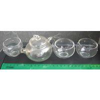 Чайный набор стекло