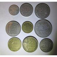 Набор монет старой Франции 3. Распродажа