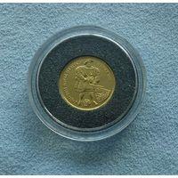 Фолклендские острова, 2 фунта (1997 г.), король Англии Генрих VIII
