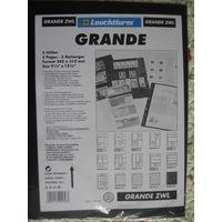 Листы прокладочные GRANDE zwl , упаковка (5шт.), черные, новые.