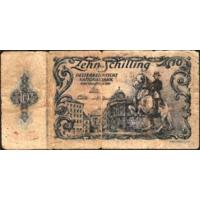Австрия 10шилингов 1950г. РЕДКАЯ