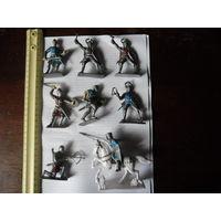 Коллекция рыцарей