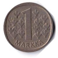 Финляндия. 1 марка. 1975 г.