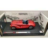 Ferrari 125 S 1/18 Hot Wheels Elite