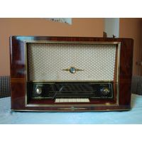 Ламповый радиоприемник Nordmende Othello 1953/54г.