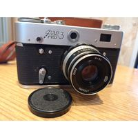 Фотоаппарат ФЭД-3 с объективом И-61