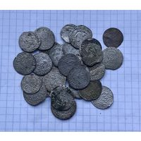 Монеты разные ранние солиды Сигизмунд lll (30 шт)