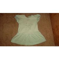 Очаровательное платье на 1-2 годика