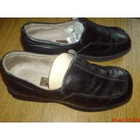 Туфли   кожаные  34 р