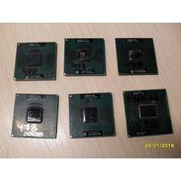 Процессоры для ноутбуков