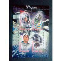 Чад 2013 Космос Восток 1 Аполло 11 Известные люди
