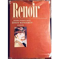 Жизнь Ренуара. На чешском языке. Zivot Renoiruv