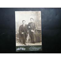 Фото начало 20 века А. ЛЕВИНМАНА г. ГОМЕЛЬ.