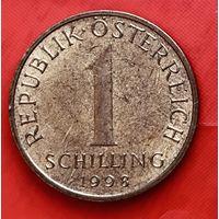 16-19 Австрия, 1 шиллинг 1998 г.