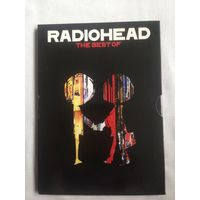 РАСПРОДАЖА DVD! RADIOHEAD - THE BEST OF