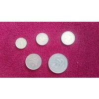 Казахстан набор монет 1993-1995
