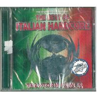 CD Various - The Best Of Italian Hardcore: Traxtorm Power (2001) Hardcore, Gabber