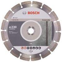 Алмазный круг 230х22 мм бетон Bosch Professional (2608602200)