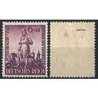 1942 - Рейх - 400 лет смерти П.Хенлейна Mi.819 *