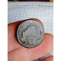 Грош 1754 года