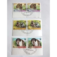 Гвинея. Непочтовые марки. 2000