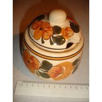 Симпатичная сахарница СССР керамика