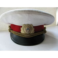 Фуражка парадная МВД СССР, 57 размер