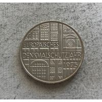 Германия 5 марок 1975 Европейский год охраны памятников